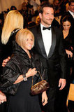 Bradley Cooper brought his mom, Gloria, to NYC's Met Gala in 2011.