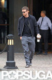 Justin Timberlake was out and about in NYC.