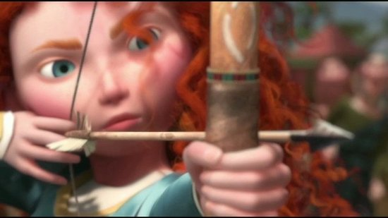 Brave: The Video Game — Prepare Your Bows