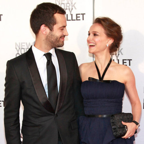 Drew Barrymore Natalie Portman Pictures at NYC Ballet Gala