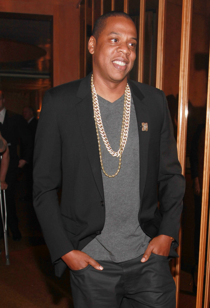 Jay-Z Hits the Town For a Launch Party With His Sister-in-Law