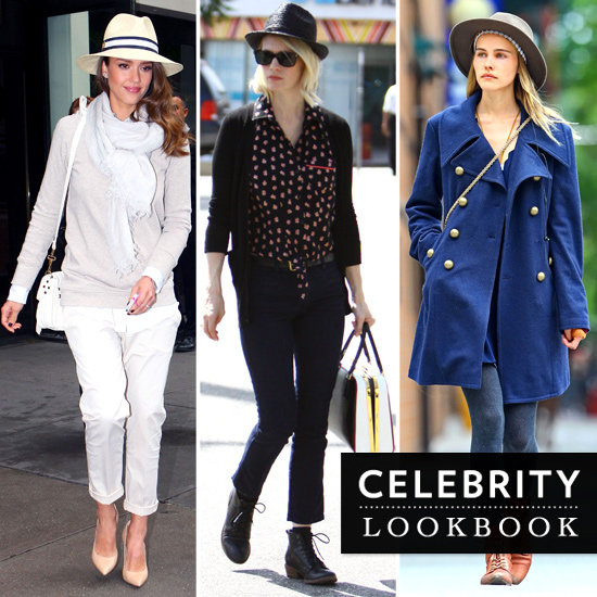 See How Celebs Style Their Hipster-Cool Wide-Brimmed Hats