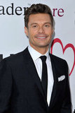 Ryan Seacrest attended the fundraiser.