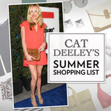 Exclusive! Cat Deeley shared her hot Summer must haves with us.