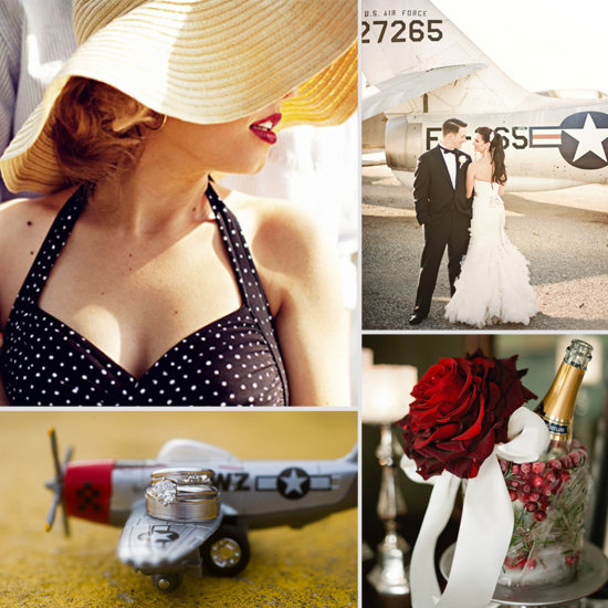 Weddings Through the Decades: 1940s Inspiration