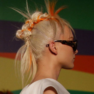 2012 MBFWA Beauty Trends: Mohawks