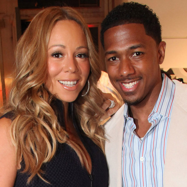 Mariah Carey and Nick Cannon Date Night Pictures
