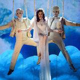 Katy Perry performed at the May 2012 Billboard Music Awards.