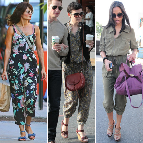 6 Celeb-Inspired Jumpsuits to Spend All Spring and Summer In
