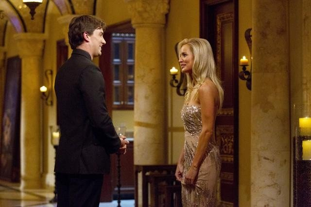 Jean Paul and Emily Maynard on The Bachelorette.