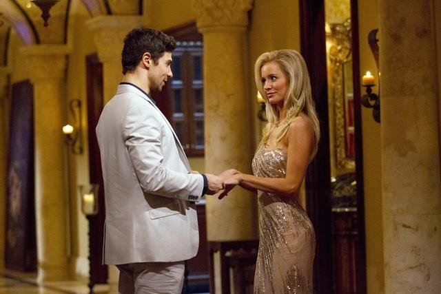 David and Emily Maynard on The Bachelorette.