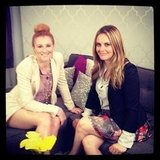 Alicia Silverstone visited the PopSugar LA studio.  Source: Instagram user popsugar