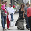 Ben Affleck Pictures With Violet and Seraphina