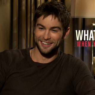 Chace Crawford and Anna Kendrick What to Expect When You're Expecting Interview