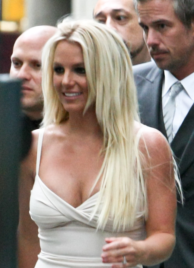 New X Factor Judges Britney Spears and Demi Lovato Make Their First Official Appearance
