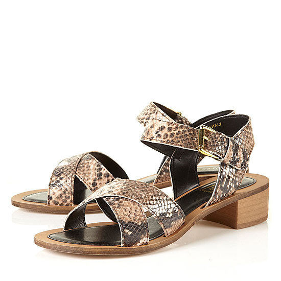 Best Low Heeled Sandals