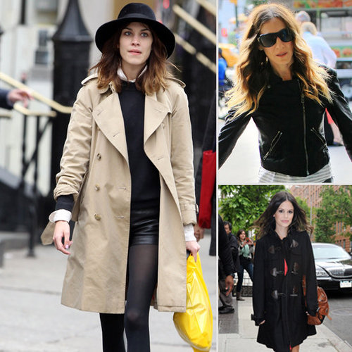 Winter Styling Tips from Alexa Chung, Rachel Bilson and More!