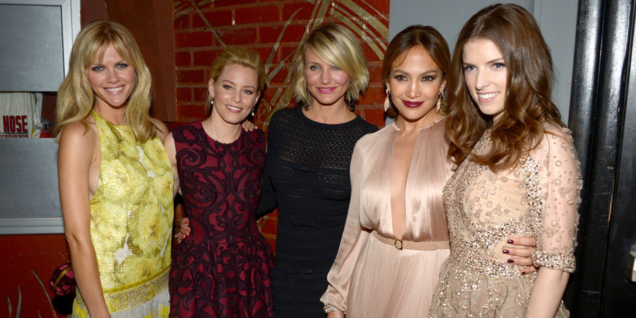 Cameron Diaz and Jennifer Lopez Team Up to Premiere What to Expect in LA