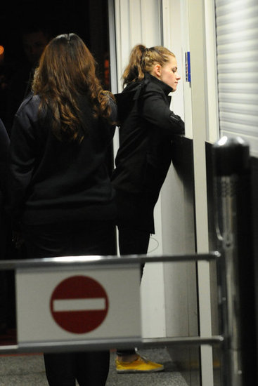 Kristen Stewart Makes a Stop in Berlin on the Road to Cannes