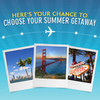 Enter to Win SavvySugar&#039;s Choose Your Summer Getaway