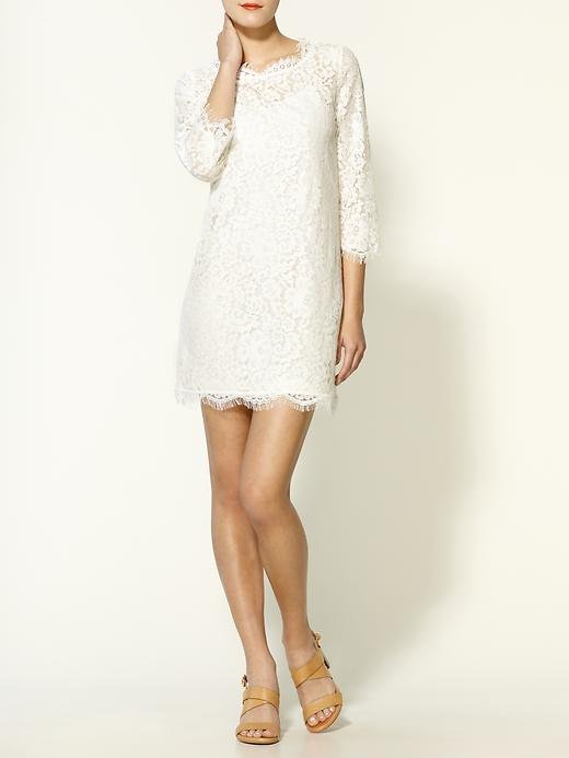 Joie Portia Lace Mini Dress ($338)