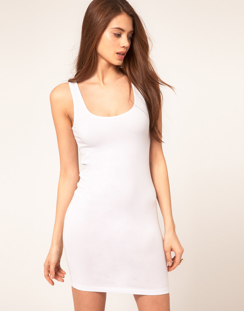 Asos Body-Conscious Dress In Tank Shape ($25)