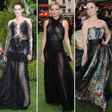 Kristen Stewart, Charlize Theron Snow White London Premiere