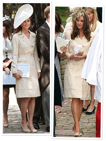 Catherine Middleton's Double Take
