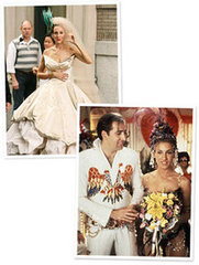 Sarah Jessica Parker's Most Memorable On-Screen Wedding Dresses