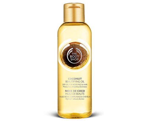 What We're Sweet On: A Delectable Coconut Body Oil