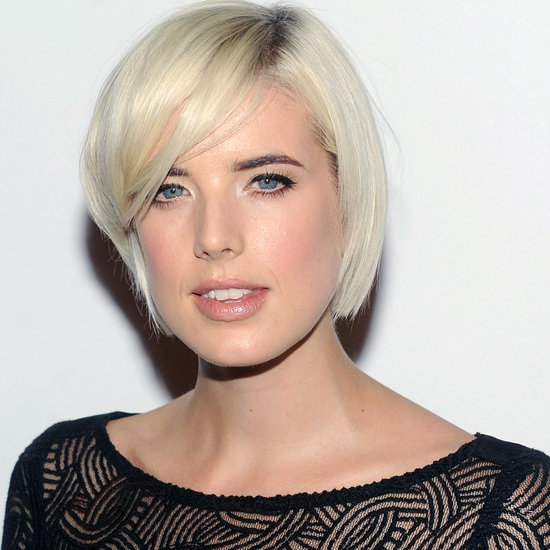 Agyness Deyn's Sunset Song