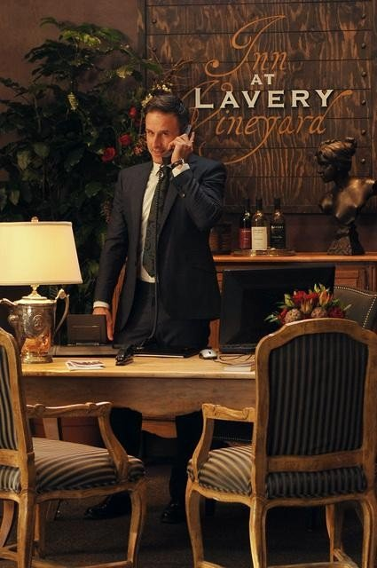 David Arquette on Cougar Town. Photo copyright 2012 ABC, Inc.