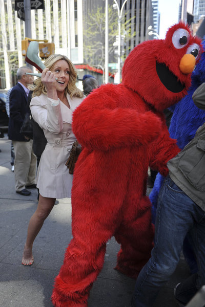 Jenna Krakowski on 30 Rock. Photo courtesy of NBC