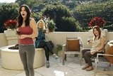 Busy Philipps, Christa Miller, and Courteney Cox on Cougar Town. Photo copyright 2012 ABC, Inc.