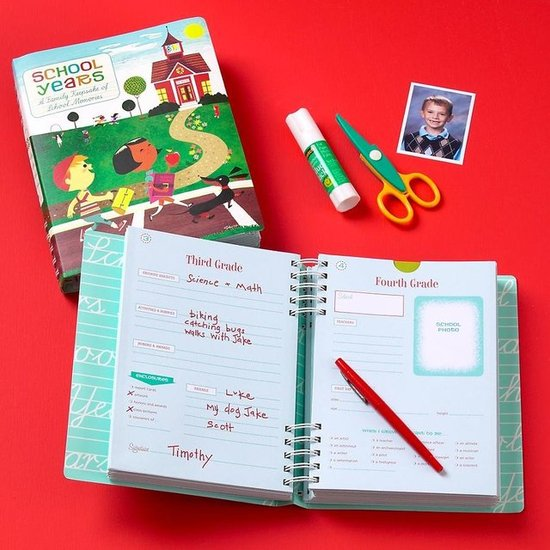 ABCs to SATs Memory Book ($17)