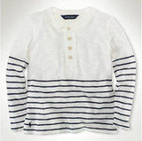 Ralph Lauren Engineer Striped Tee ($40)