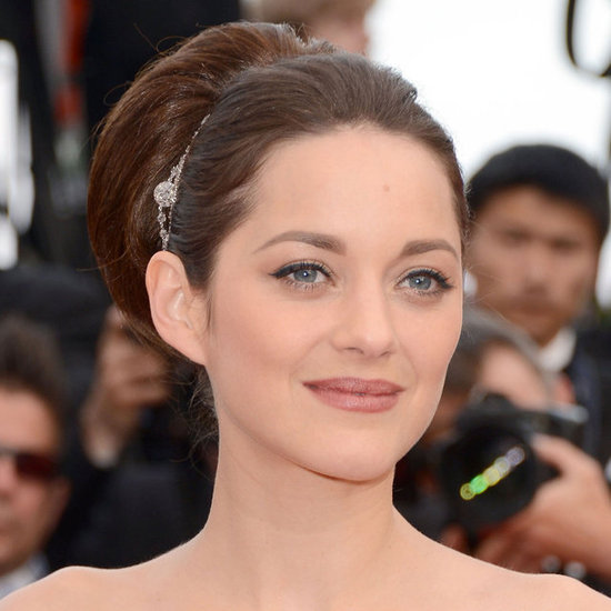 Marion Cotillard at the Rust & Bone Premiere