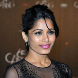 Freida Pinto at the Opening Night Dinner