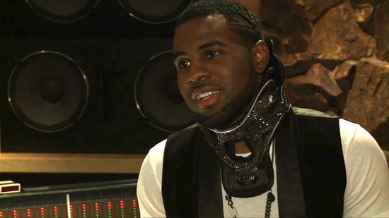 Video: Jason Derulo Talks Girlfriend Jordin Sparks and Neck Injury