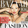 Kate Moss Harper's Bazaar June July 2012 Pictures