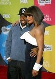 Jermaine Dupri and Janet Jackson got close on the Billboard red carpet in December 2006.