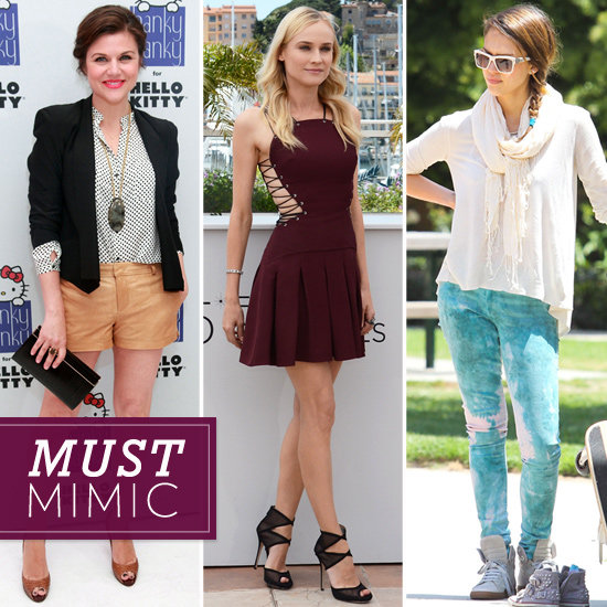 This Week's Most Stunning Celebrity Outfits We Can't Wait to Copy!