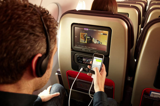Virgin Atlantic Introduces In-Flight Calls