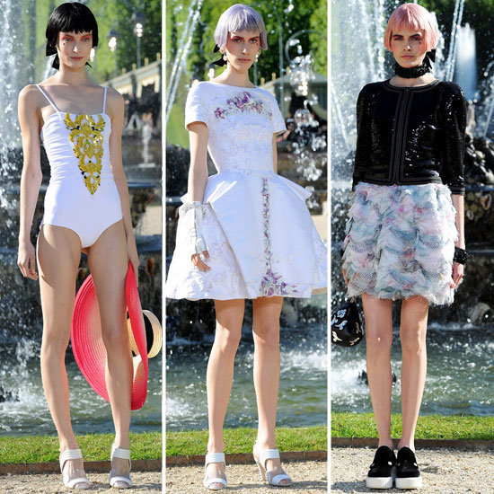 What a magical collection — see every look from Chanel's 2013 Cruise lineup now.