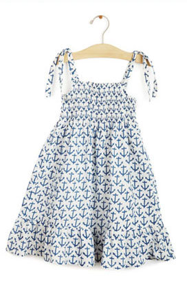 Rikshaw Design Anchor Sundress ($58)