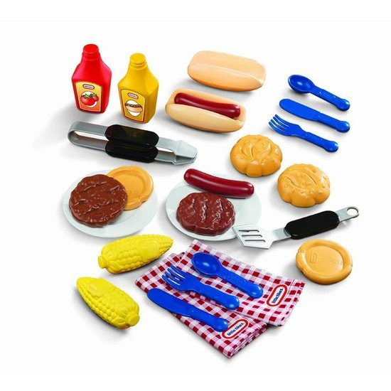 Little Tikes Backyard Barbeque Grillin' Goodies ($22)