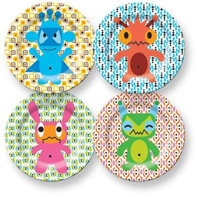 Nonbreakable Plates for Kids