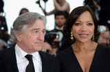 Robert De Niro and wife Grace Hightower attended the Once Upon a Time in America screening.