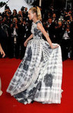 Diane Kruger Closes Cannes In Christian Dior — See It From All Angles!