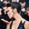 Megan Gale's Cannes Red Carpet Beauty Look From All Angles
